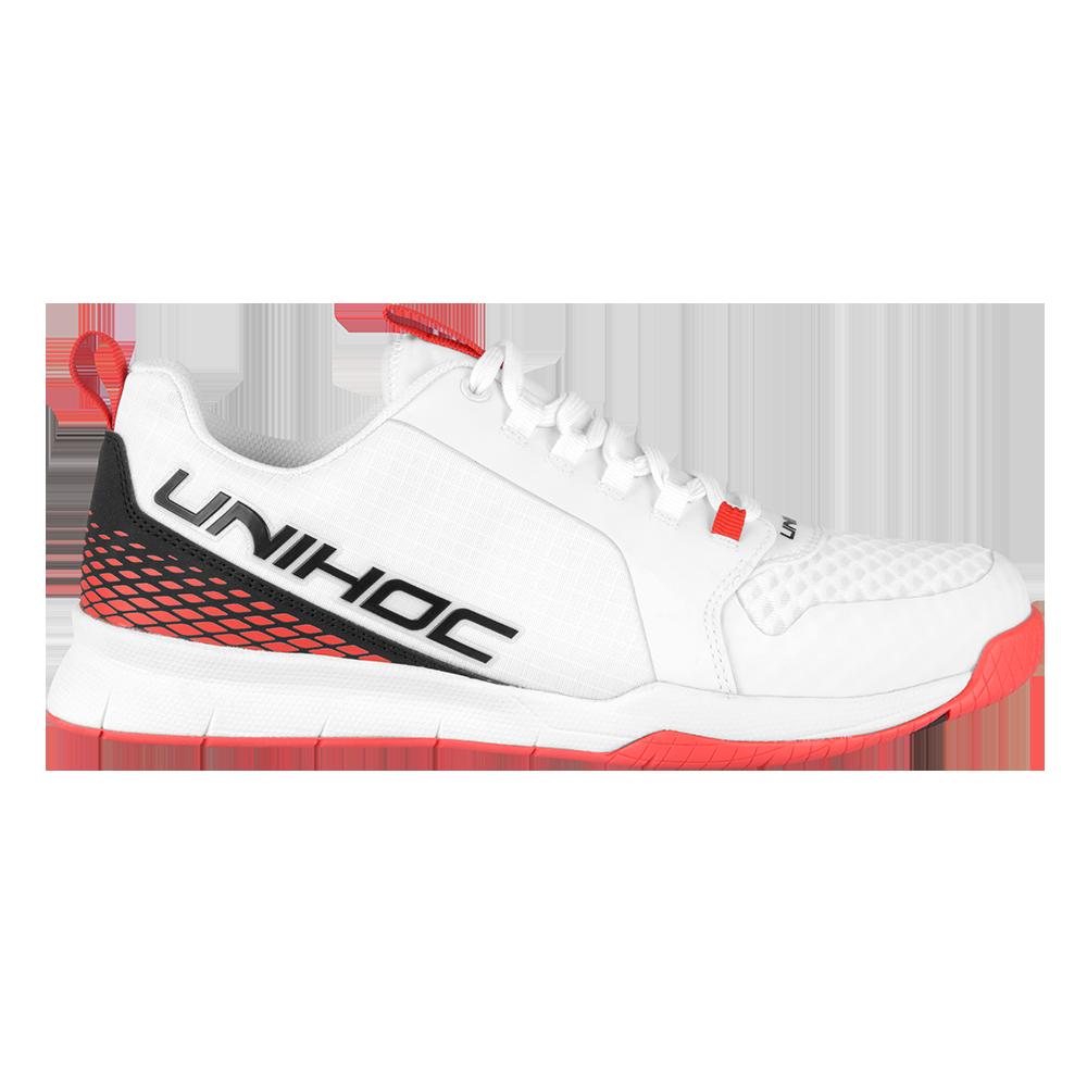 Unihoc U4 Plus LowCut (18) Sisäpelikenkä Valko Punainen ... 9d250a390c