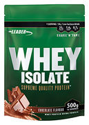 Leader Whey Isolate heraproteiini 500g