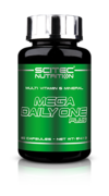 Scitec Mega Daily One Plus -monivitamiini