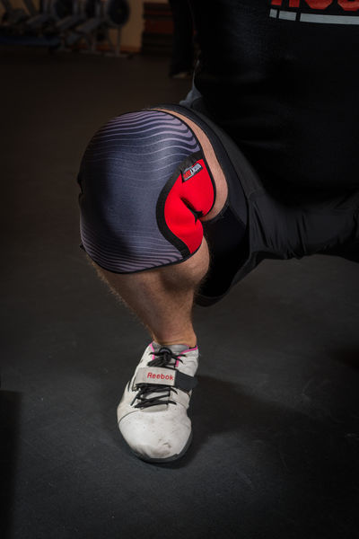 Rocktape Knee Caps