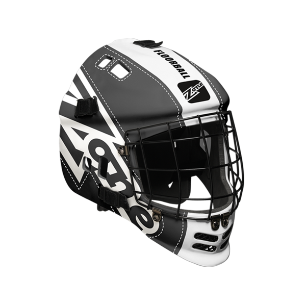 Zone Legend (18) Goalie Mask -Juniorimaalivahdin Maski