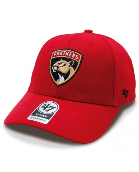 Forty Seven '47 NHL Florida Panthers lippis Punainen