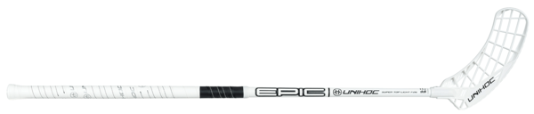 Unihoc Epic Super Top Light F26 White/Black (17) Salibandymaila